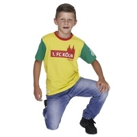 Freizeitshirt Gelb Junior (2)