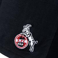 """T-Shirt """"Horn"""" schwarz (5)"""