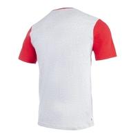 Freizeitshirt Rot Grau Senior (5)