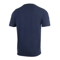 "T-Shirt ""Basic navy rot"" (5)"
