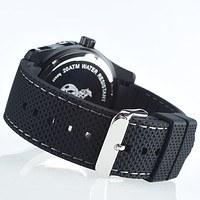 Armbanduhr schwarz (4)