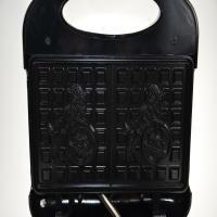 Waffeleisen schwarz (5)