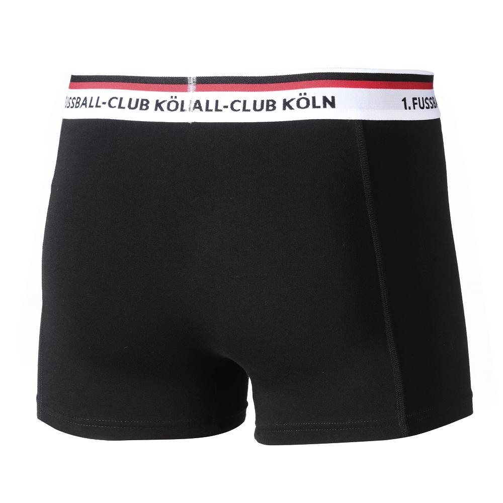 Set 1 FC K/öln Boxershorts//Retroshorts ** Glockengasse ** 2er