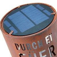 """Solar """"Fackelleuchte"""" (4)"""