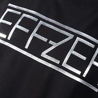"""T-Shirt """"Label Foil Black"""" (3)"""