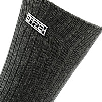 "Casual Socks ""EFFZEH"" black (2)"