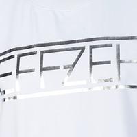 """T-Shirt """"Label Foil White"""" (4)"""