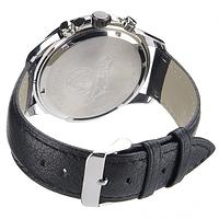 Chronograph schwarz-metallic (3)