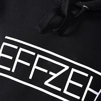 """Hoodie """"EFFZEH"""" Black (3)"""