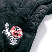 Fleecehandschuhe schwarz (3)