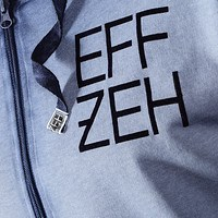 "Sweatjacke ""EFFZEH"" Blue (3)"